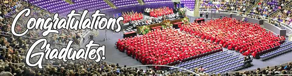 Congratulations Graduates 2018!