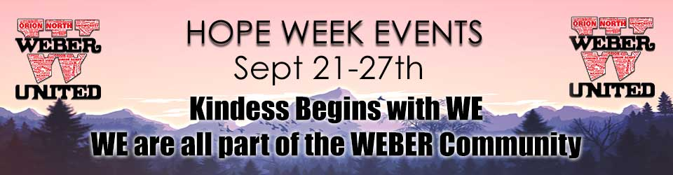 Hope Week Information